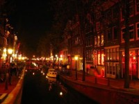 When in Amsterdam! Opposite Extremes: Historic Culture & Live Sex Show