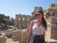 Ancient Ephesus – Singing in an Ancient Amphitheatre