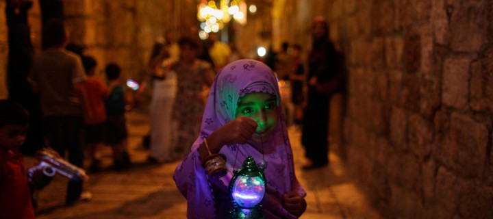 Empty Streets in Cairo – The Festival of Ramadan