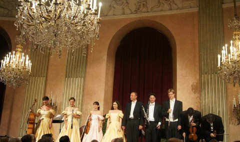 Vienna: The Musical Stylings of Mozart & Strauss