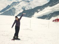 Mount Jungfrau – I'm on the Top of Europe!