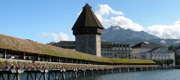 Alpine Town of Lucerne – Chocolate Shops & Charming Town Squares