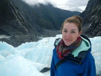 My Face is Numb: Trekking Franz Josef Glacier