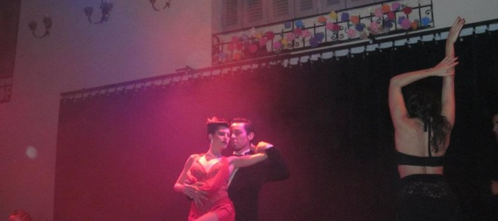 Learning the Tango in Buenos Aires