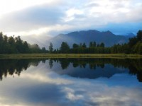Lake Matheson – Mirror Reflections