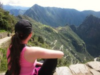 Alli in the Andes – Hiking the Inca Trail