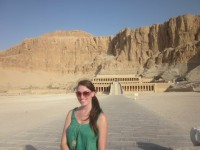 Valley of the Kings & Barfing at King Tut's Tomb