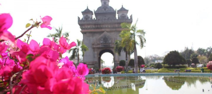 Vientiane: France on the Mekong