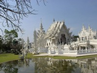 It Looked Like Hell – The White Temple of Chiang Rai