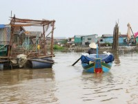 Life on the Water: A Floating Village on Tonle Sap Lake