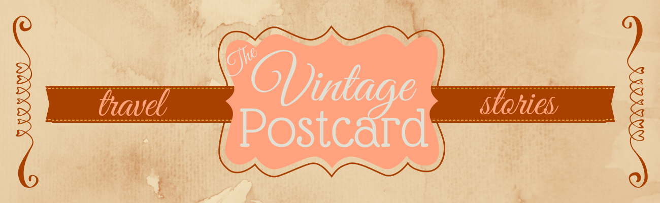 The Vintage Postcard - Travel, life, and dreams by Alli Blair