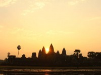Still A Wonder: A Stunning Sunrise At Angkor Wat