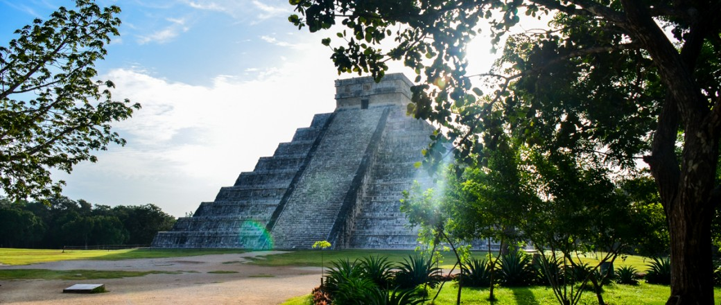 Postcard From . . . El Castillo, Chichen Itza