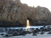 Purple Sand Beach: A Hidden Gem in Big Sur